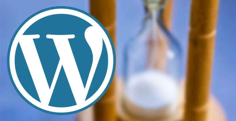 Come faccio a far scadere un post in WordPress ?